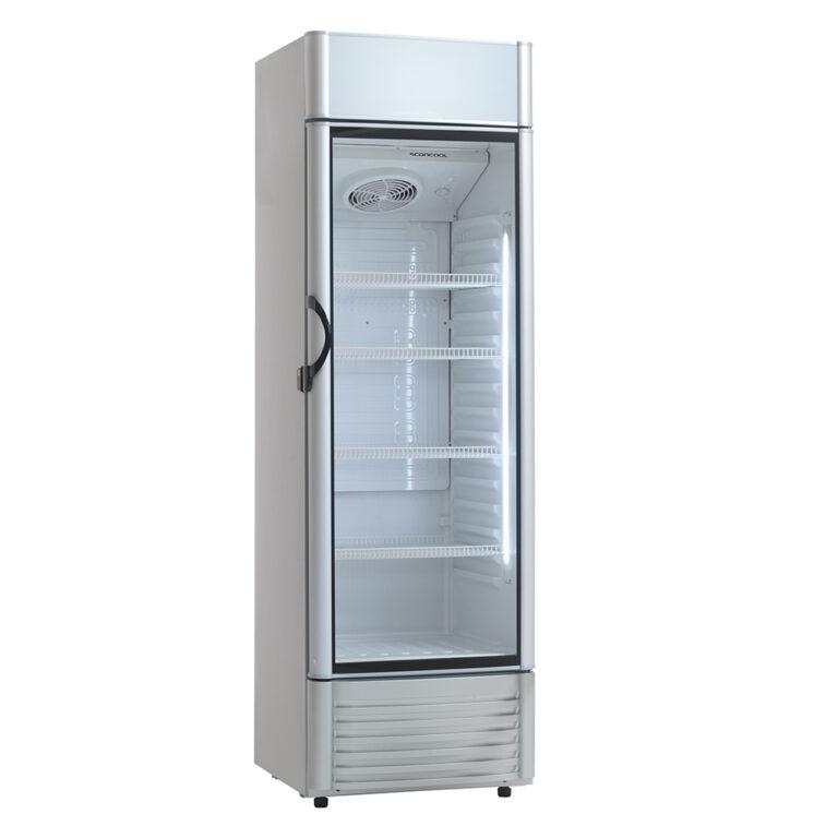 Flaskekøleskab, KK 421 E Scandomestic
