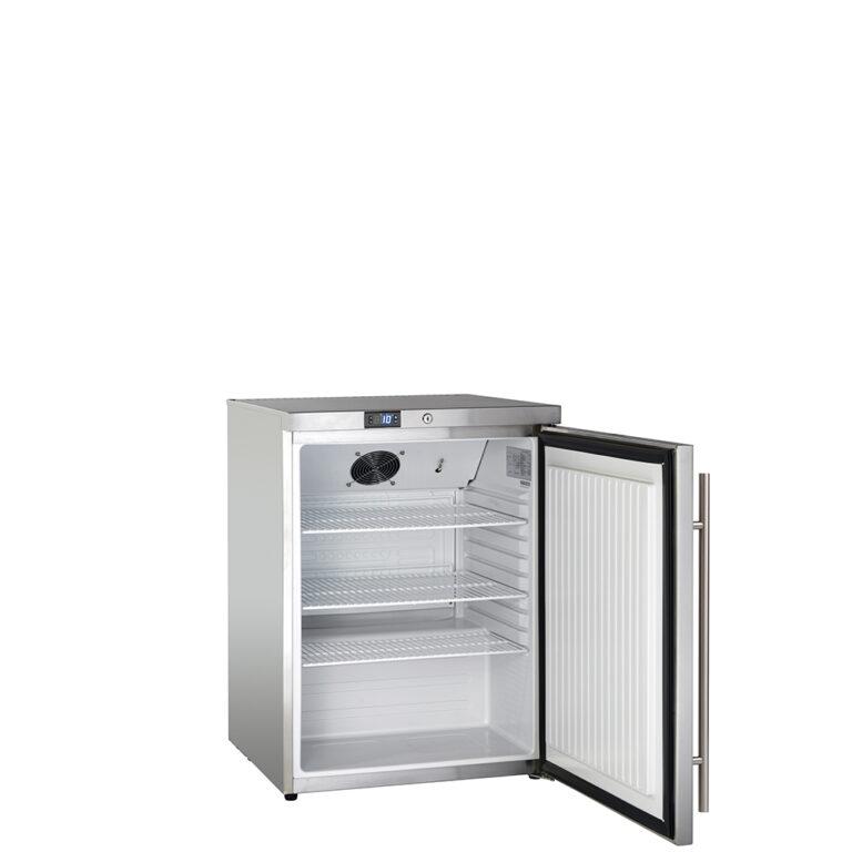 Køleskab underbordsmodel 145 på liter