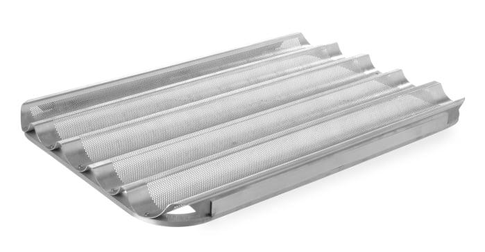 Bageplade til flutes i 40 x 60 cm