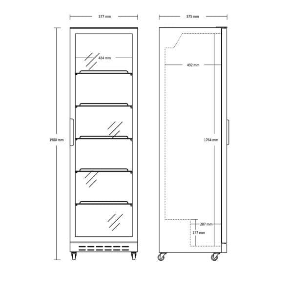 Displaykøler - SD 430