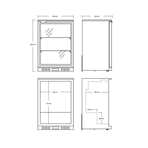 SC141HE-dimensions