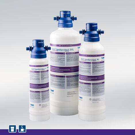 BWT Bestprotect vandbehandling til især espressomaskiner