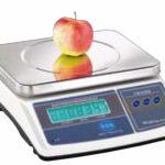 Digital vægt op til 15 kg med 2 grams nøjagtigthed