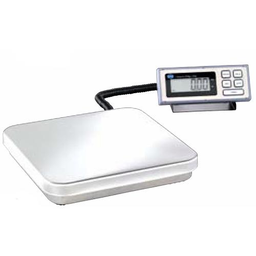 Digital vægt på op til 60 kg, Vægtplade og display kan adskilles