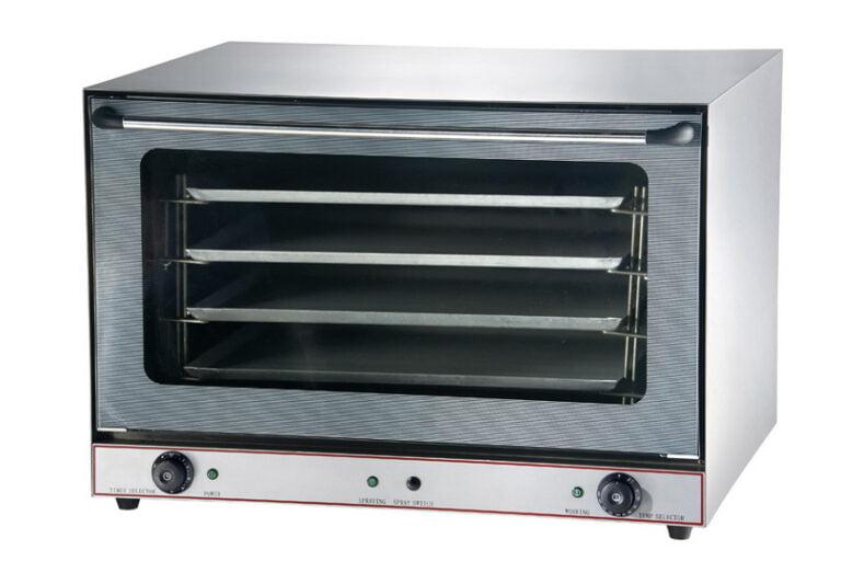 Konvektions ovn til 40 x 60 cm plader