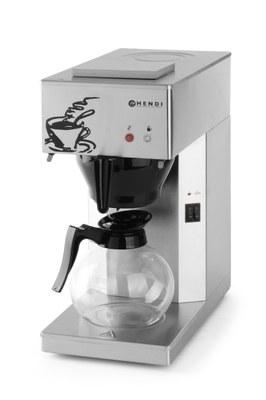 Kaffemaskine m/ 1 kolbe og varmeplade til en skarp pris