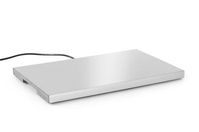 Varmeplade, Buffet 1/1 GN - aluminium varmeplade . op til 95 grader