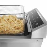 Induktion friture, Hendi Kitchen line - 8 liter