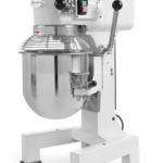 Røremaskine 10 liter - Hendi - god kvalitets maskine med 3 hastigheder og alt værktøj