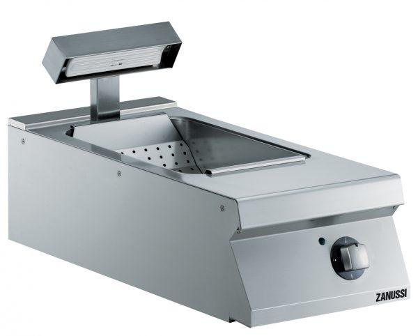Pommes frites varmer, Zanussi  - 400 mm, men infrarød varmer - passer til 1/1 GN