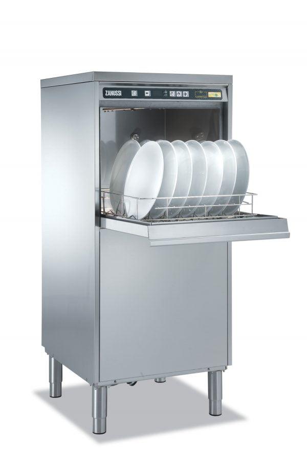 Mini grovopvasker LU 7, Zanussi med ergonomisk betjening.