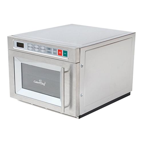 Microbølgeovn, 1800 W - 30 liter, caterchef