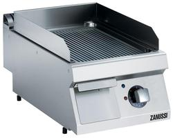 Zanussi Professional glat stegeplade til EL 400 mm bred