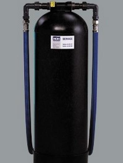 Komplet blødgøring / afkarboniseringsanlæg inkl. montering