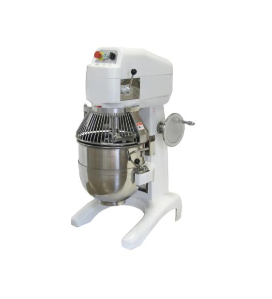 Amitek - italiensk kvalitets 20 liters røremaskine - kraftig med ventilleret motor