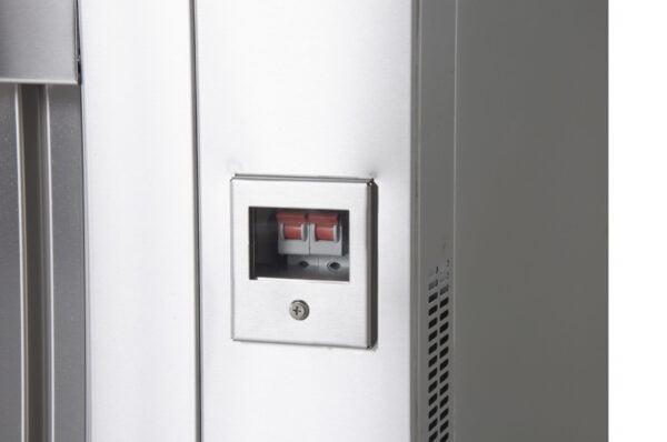INOMAK-MFS - serie - enkel temperatur styring