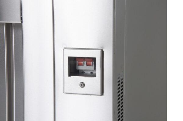 INOMAK-MFS - serie - enkel digital temperatur styring