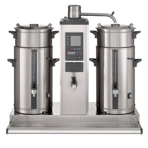 Kaffebrygger med 2 kolber fra Bonamat (forskellige størrelser