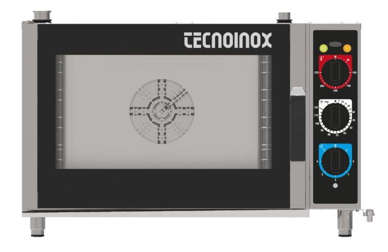 Industriovn 4 stik , Tecnocombi manuel  - en kvalitetsovn fra italienske Tecnoinox