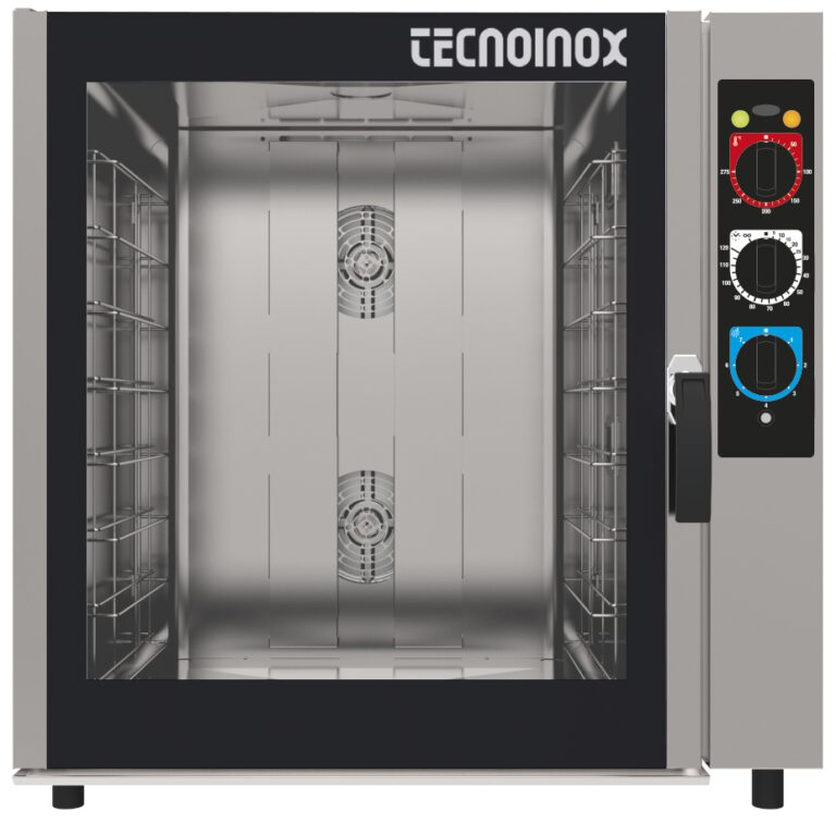 Industriovn 10 stik , Tecnocombi manuel  - en kvalitetsovn fra italienske Tecnoinox