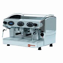 Espresso med 2 haner - spansk produceret AROMA/2ED
