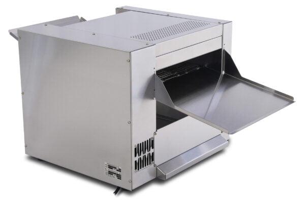 ROBAND Eclipse toaster - som gennemløb
