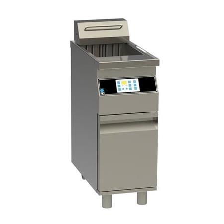 FKI FRIOMAT FKE 169EG gulvfriture- effektiv friture fra FKI, fås også med automatisk hæve/ sænk.