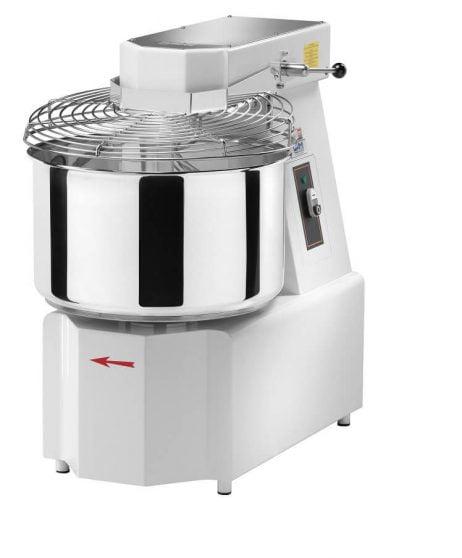 GAM 50 liters dejælter med løftbar top og aftagelig skål i italiensk kvalitet
