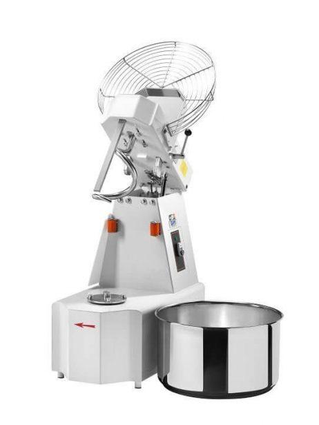 GAM 50 liters dejælter med løftbar top og aftagelig skål og sikkerhedsgitter - i italiensk kvalitet