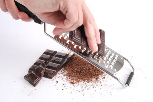 Groft rivejern - grater til f.eks. chokolade