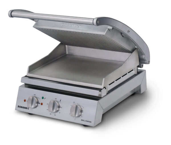 Roband Grillstation - ny standard for klemgrill