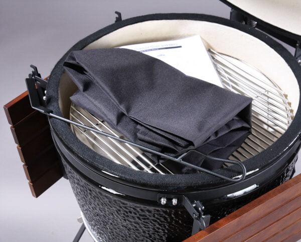 Kamado keramisk grill - inkl. hætte