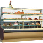 Kagedisk / Pastry counter