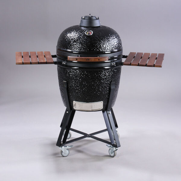 Kamado keramisk grill - Den perfekte keramiske grill - sort