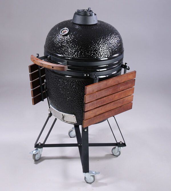 Kamado keramisk grill - Praktiske sideborde