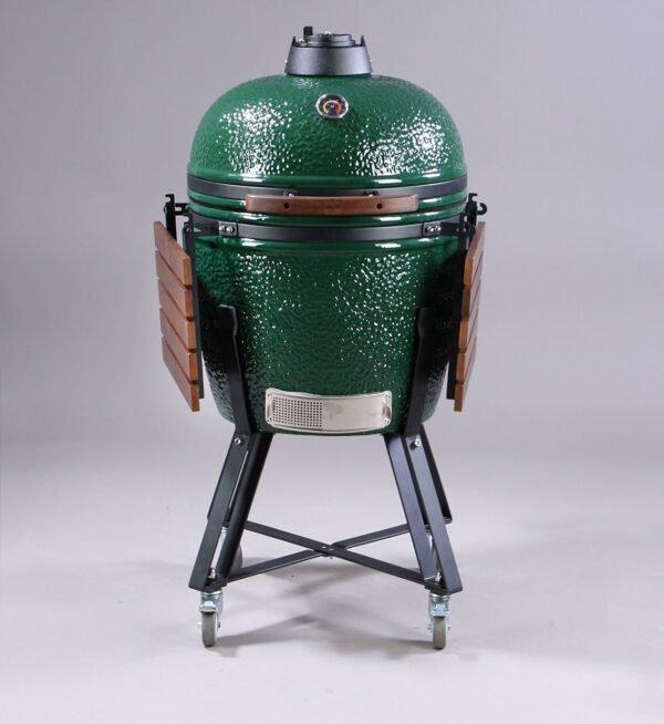 Kamado keramisk grill - Den perfekte keramiske grill- grøn