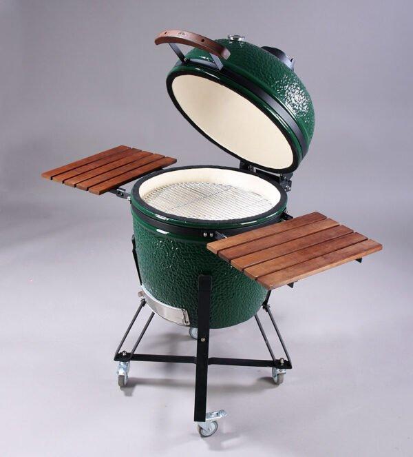 Kamado keramisk grill - Den perfekte keramiske grill, til at grille, bage og stege i