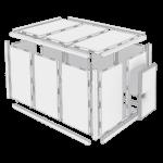 Marco Køle-fryserum bygget efter dine mål - modulopbyggede rum i høj kvalitet