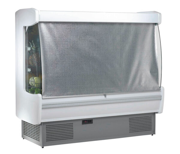 Kølereol i 3 størrelser med natgardin