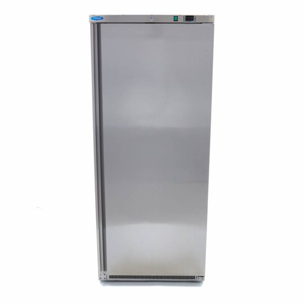 Lagerfryseskab, rustfri stål -600 liter, Maxima
