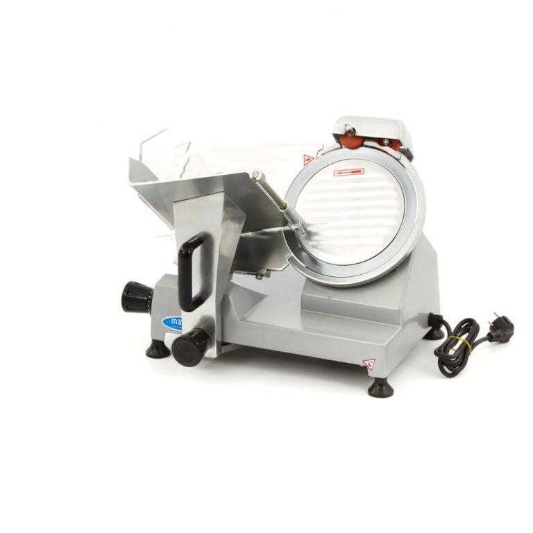 Pålægsmaskine Ø220 mm klinge, Maxima - med skrå slæde