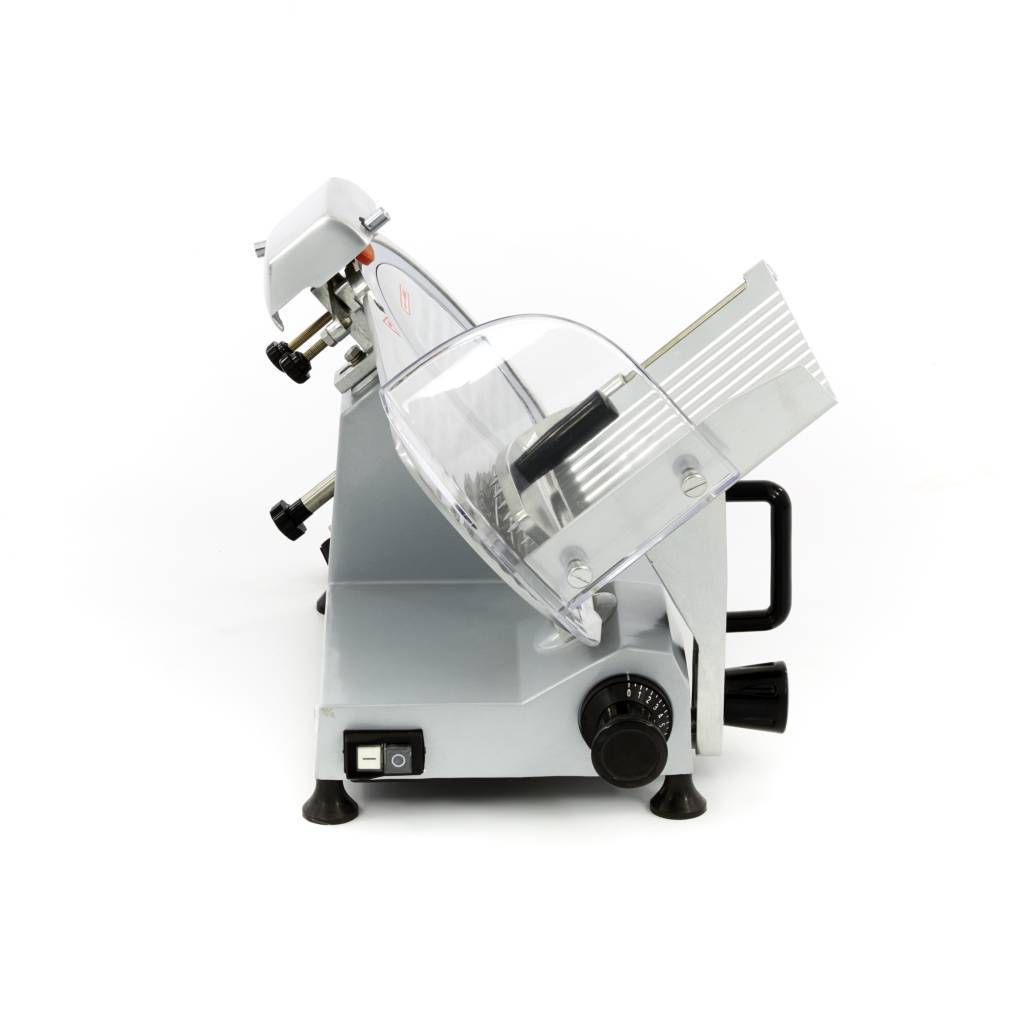 Pålægsmaskine Ø250 mm klinge, Maxima - slibesten påmonteret