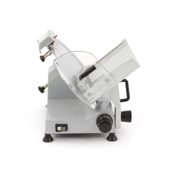 Pålægsmaskine Ø300mm klinge, Maxima - med skrå slæde