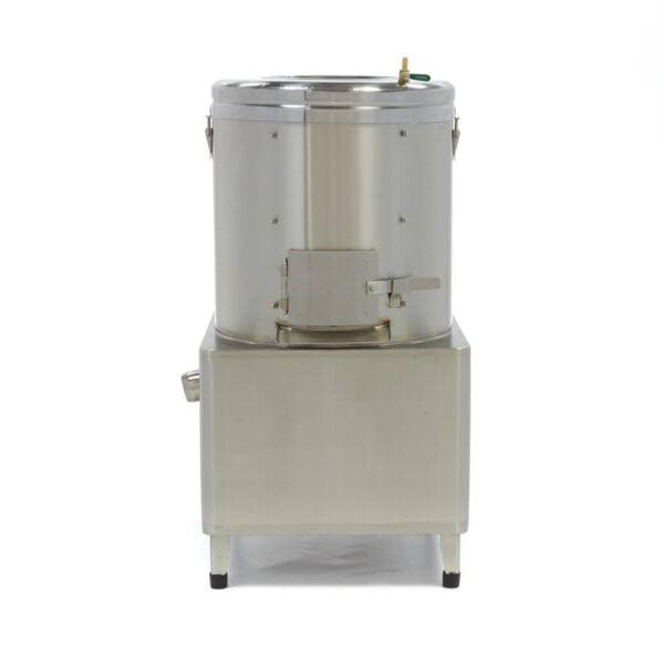 kartoffelskræller, 30 kg - Maxima - professional kartoffel- grøntsagsskræller - robust maskine