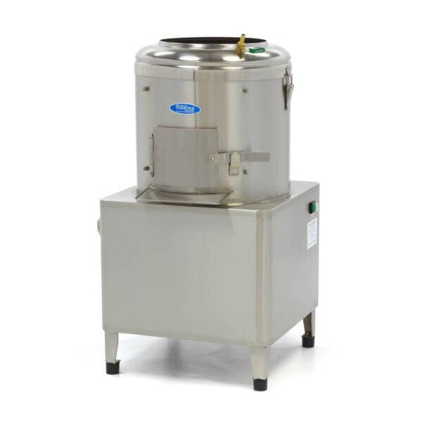 kartoffelskræller, 15 kg - Maxima - professional kartoffel- grøntsagsskræller