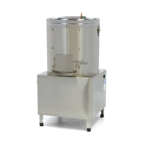 kartoffelskræller, 30 kg - Maxima - professional kartoffel- grøntsagsskræller -600 kg / timen