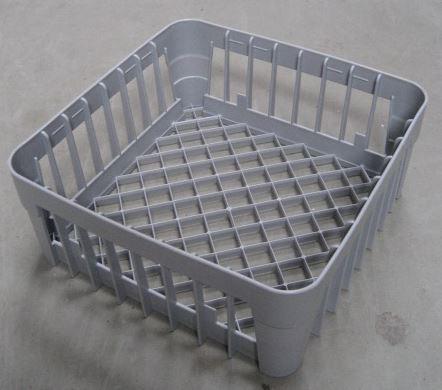 Opvaskebakker til glasopvaskere