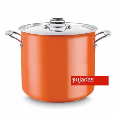 Orange Cool-line gryde, Pujadas