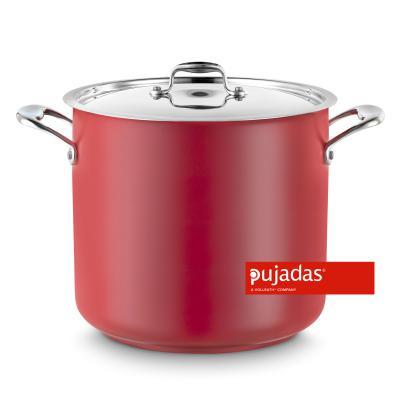 Rød Cool-line gryde, Pujadas