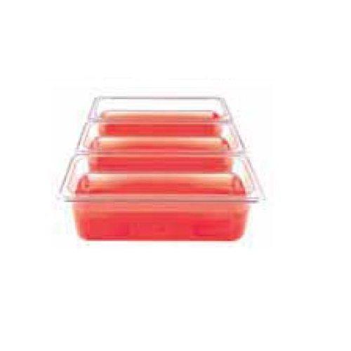 Gastrobakke 1/3 i polycarbonat